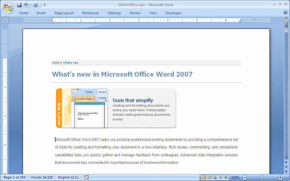 Batch HXS to Word Converter
